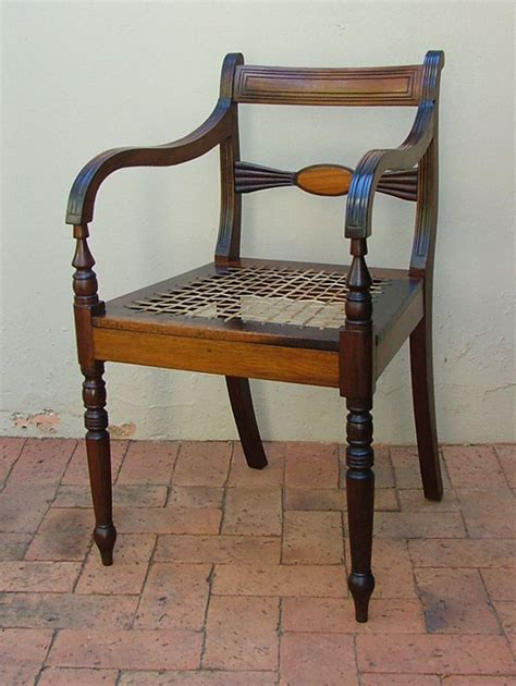Regency Armchair by Chairs Riaan Bolt Antiques