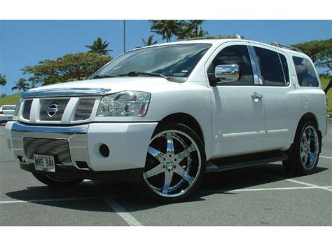 armada nissan 2005 homegrown haulers 2005 nissan armada photo 8