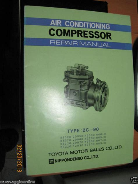 service manual automobile air conditioning repair 2010 toyota 4runner free book repair manuals a c compressor clutch for sale find or sell auto parts