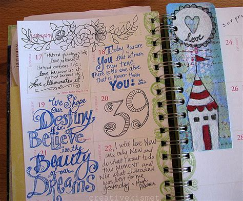 daily doodle ideas a peek inside my daily planner lord of creative