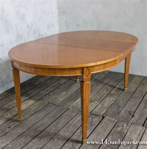oval 1940 s dining table at 1stdibs
