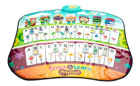 Musical Play Mat by Buy Touch Learn Musical Play Mat Battery Operated