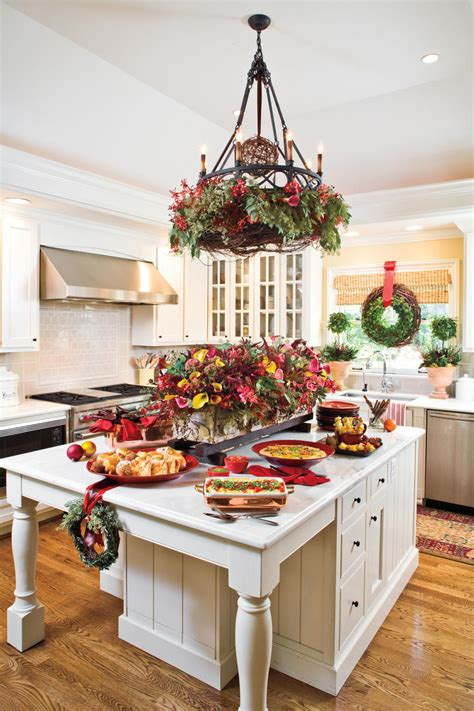 christmas decoration restaurant ideas holliday decorations 100 fresh christmas decorating ideas southern living