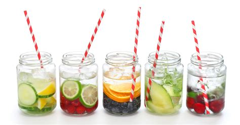 Infused Water Detox Plan by Eye Healthy Infused Water Recipe