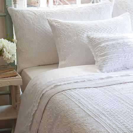 white and cream bedding pinterest