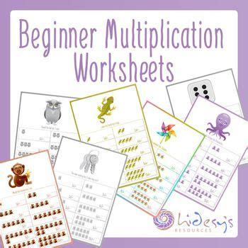 early multiplication printable worksheets early learner introduction to multiplication worksheets