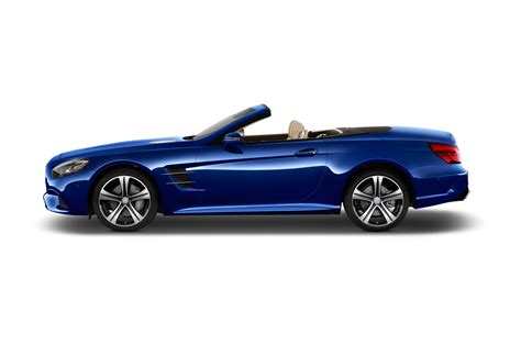 mercedes convertible 2017 mercedes benz sl roadster shows its new face in l a