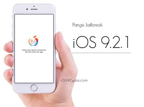 full cydia download ios 9 2 1 pangu 9 2 1