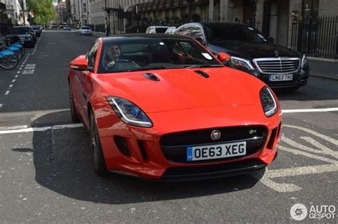who is the ceo of jaguar land rover ceo jaguar land rover spotted in a jaguar f type r coup 233