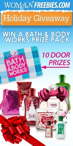 Check Bath And Body Works Gift Card - 17 best images about contests win on pinterest each day android and getting organized