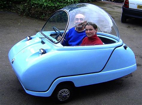 Billig Auto by A Cheap Date On A Cheap Car Peel P50 The Smallest