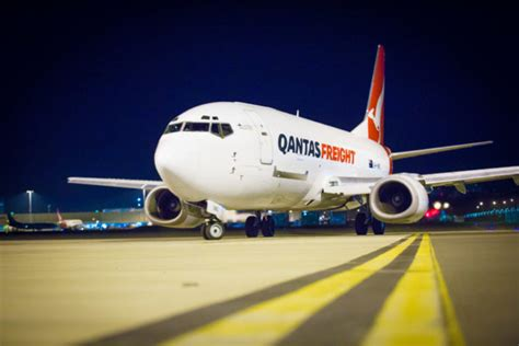 strong business at qantas freight driven by asia and the us air cargo week
