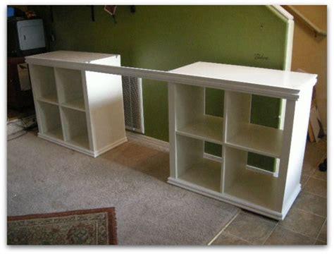 Kallax Filing Cabinet Kallax Desk 11 Desks Small Spaces And Spaces