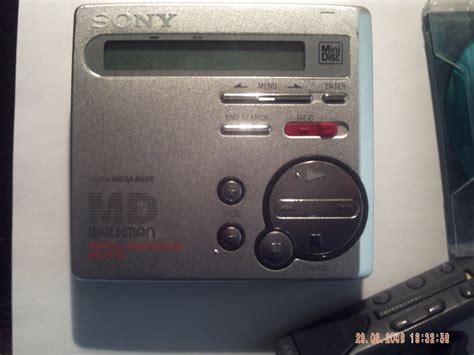 format audio minidisc sony mz r70 image 306875 audiofanzine