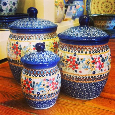 pottery canisters kitchen 2018 pottery canister set pottery in 2018 pottery canister