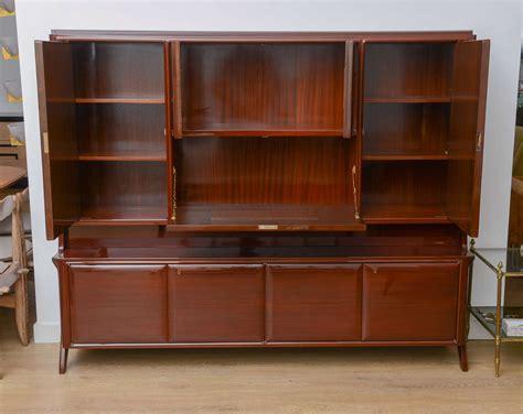 Mid Century Italian Bookcase For Sale At 1stdibs Italian Bookshelves
