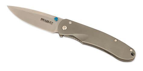 bradley alias knife bradley cutlery our knives alias i