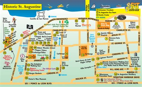 st augustine texas map historic st augustine map 2017 the big coupon book of st augustine