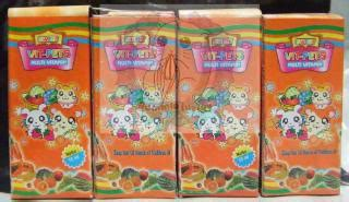 Vitamin Kucing Vitagel By Nd Pets hamster bandung pet med vit