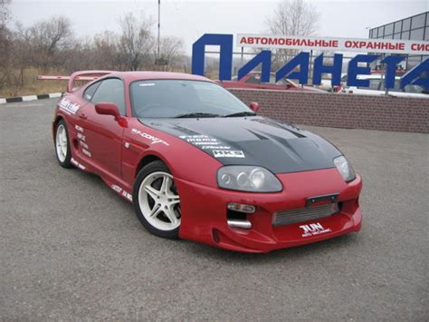 Toyota Supra Pics by 1997 Toyota Supra Pictures