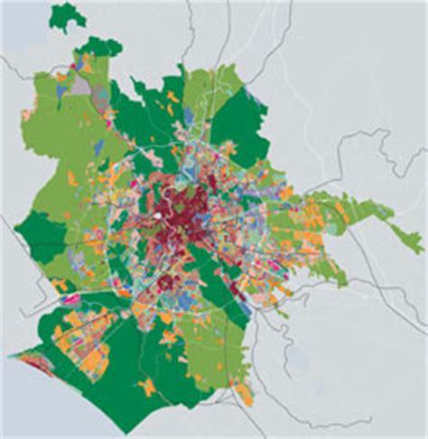 prg roma tavole delibere urbanistiche lo stato dell arte carteinregola