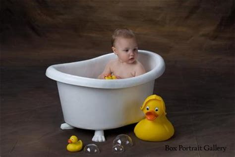 bathtub photo prop bath tub childrens photo prop set w bubbles must have