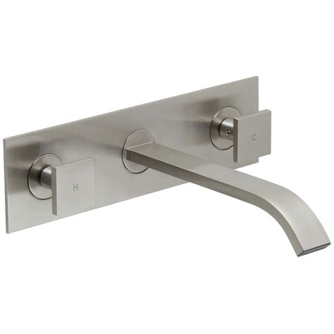 vigo single 2 handle wall mount vessel bathroom