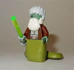 Jedi Consular Lego Wars Minifig new lego custom printed oppo rancisis jedi wars