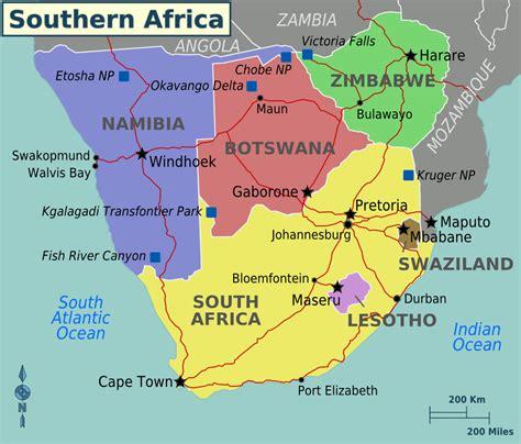 africa map 2016 principal principal partners