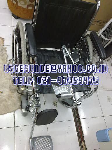 Jual Kursi Roda Jumbo ky902c jual kursi roda 2in1 reclining sella harga murah