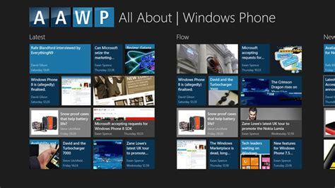 Site Tile All About Windows Phone App Available For Free On Windows 8