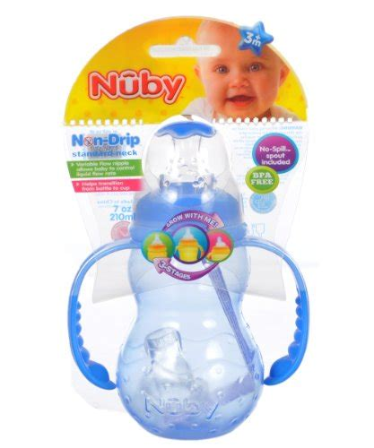 Nuby Handle 210mlnuby Baby Spout Handle Best Buy nuby grow with me bottle reviews