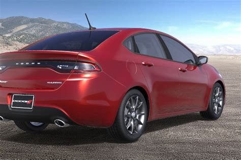 dodge dart rallye review 2015 dodge dart sxt rallye review web2carz