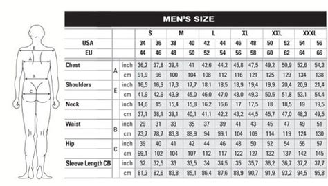 European shirt size chart amp about project maponshirt be as unique as