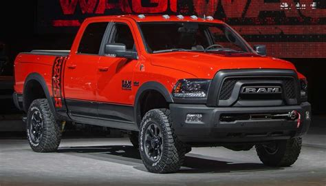 power wagon 2017 2017 ram power wagon the talk of truck town is here