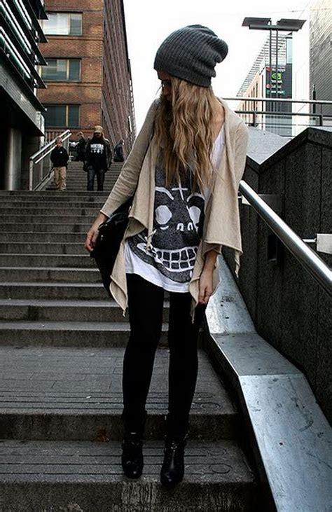 how to style modern grunge wardrobelooks