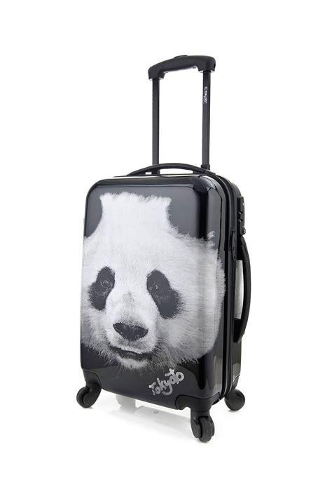 bagaglio da cabina bagaglio valigia trolley mano panda tokyoto