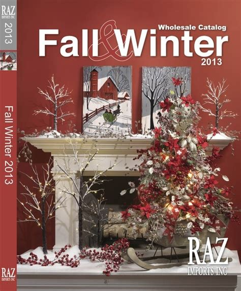 raz imports wholesale catalog available april 8th 2013