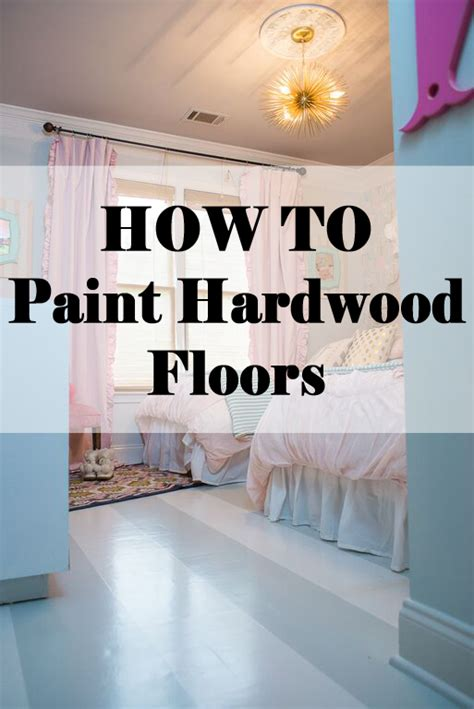 how to paint floors how to paint hardwood floors addison s wonderland