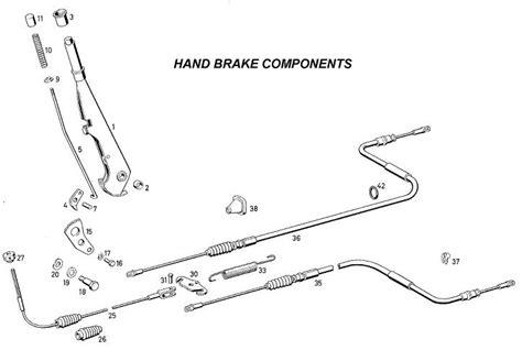 hydraulic handbrake diagram pin hydraulic handbrake diagram on