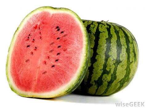 Water Melon what is a watermelon with pictures
