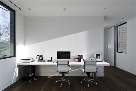 Floating Desk Home Office Modern With White Platform Desk Modern Floating Desk