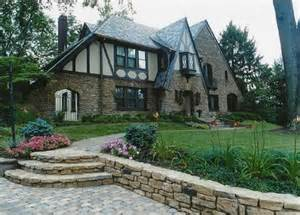 Tudor Style Homes Decorating Tudor Elevation Front Yard Landscaping Classic Style Tudor Fashion And Tudor