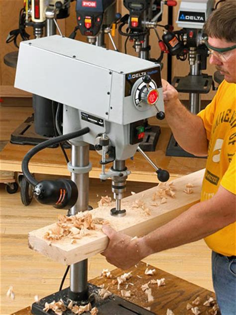 best woodworking drill press woodworking tool review benchtop drill presses