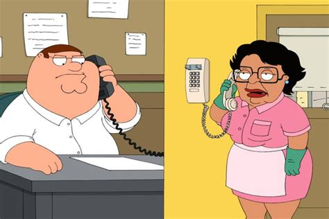 Family Guy Cleaning Lady Meme - family guy calling the housekeeper clip hulu