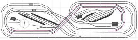 free layout plans many rail model railway track plans and layouts
