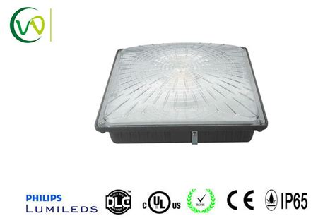 Gas Station Canopy Lighting Fixtures 45 W Led Canopy Light Fixtures Security Areas Gas Station Lighting Brightness