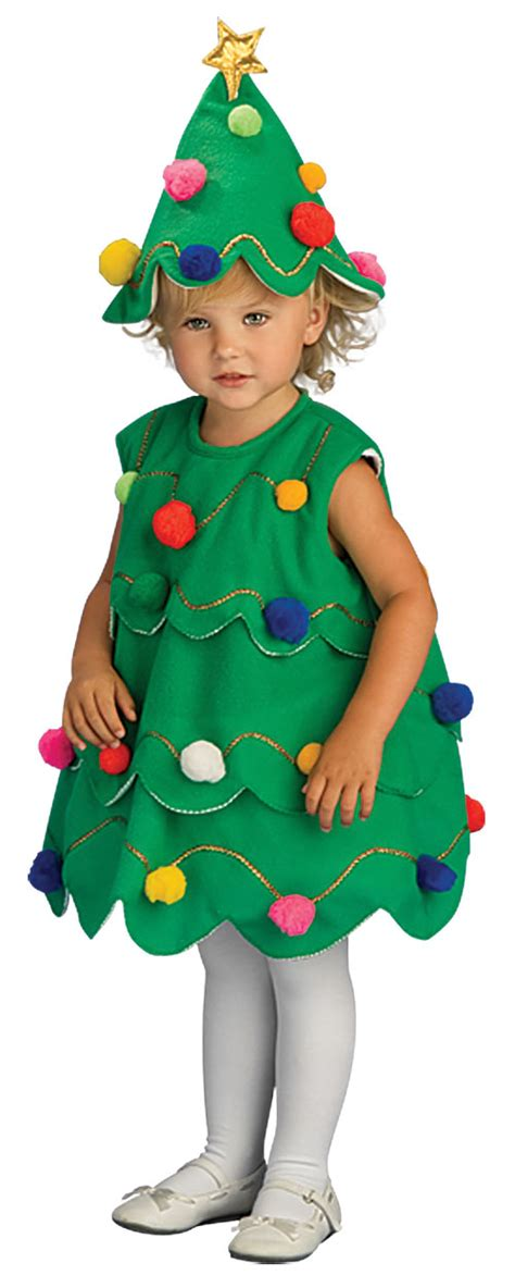 Girls little christmas tree costume costume craze