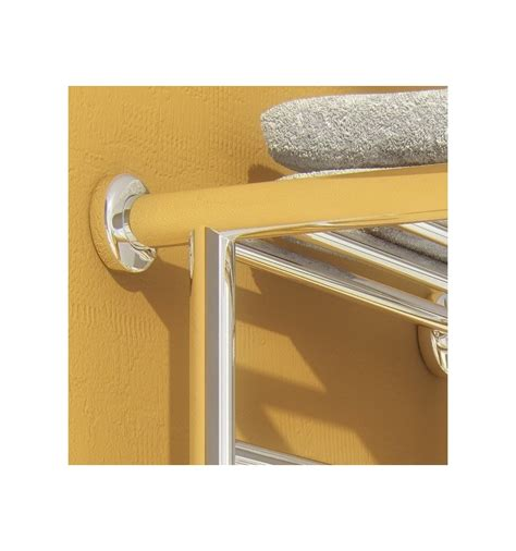 troisi polished shelf towel rail ireland