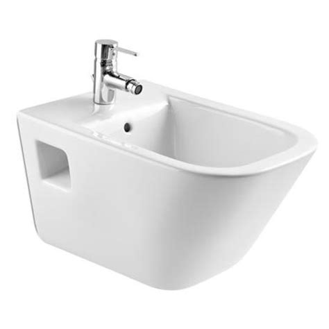 bidet roca gap roca the gap wall hung bidet 357475000 at